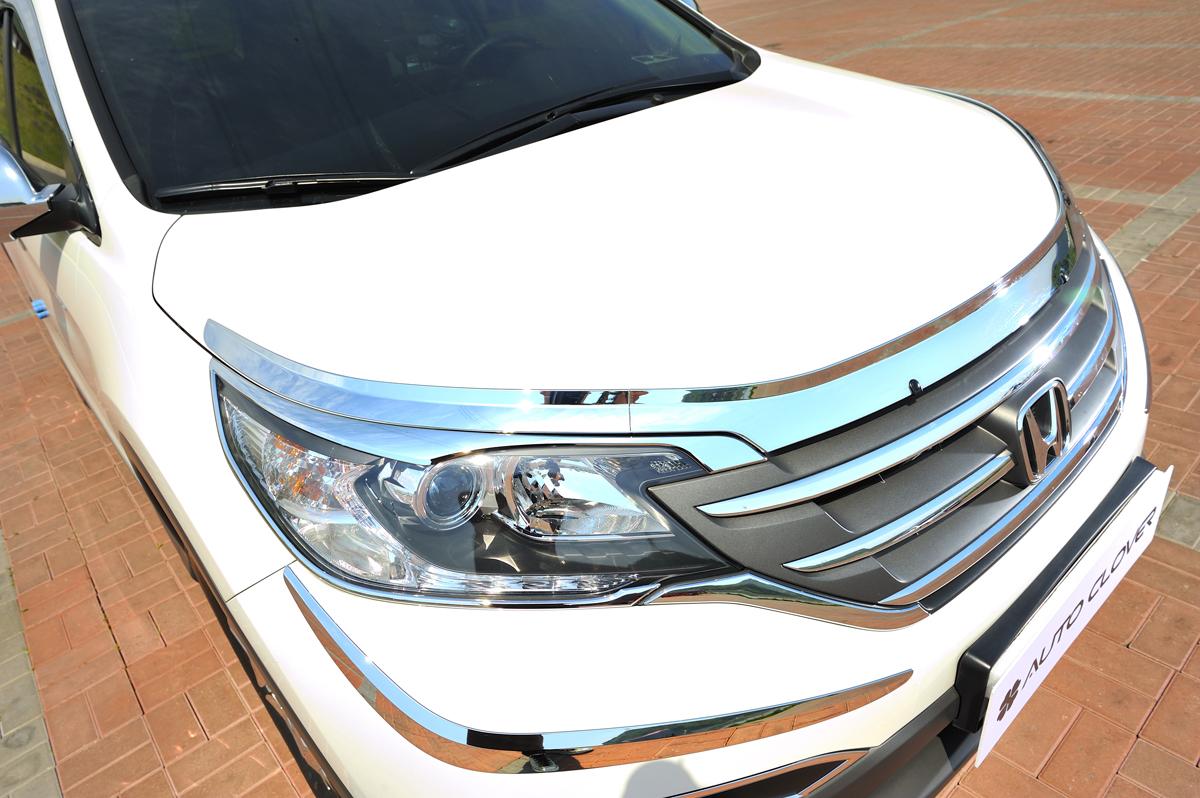 дефлектора honda cr-v 2013 autoclover