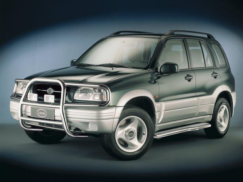 Suzuki Grand Vitara 3-дверная модель…