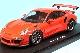 Модель масштабная 911 GT3 RS, цвет lavaorange, 1:1 PORSCHE