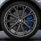 ДИСК КОЛЕСНЫЙ R20 M double spoke 669M (зад,orbitgray) BMW