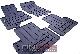 КОВРИКИ САЛОНА (резиновые,черные)  KE7481C089RU INFINITI