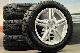КОМПЛЕКТ ЗИМНИХ КОЛЕС R19 Cayenne Design II winter wheel set, 4 wheels 8,5 J x 19 ET 59 + 4 tyres 265/50 R 19 110V XL M+S, with TPMS PORSCHE