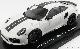 Модель автомобиля Porsche 911 Turbo S Exclusive Series – Limited Edition, Scale 1:18, Carrara White Metallic PORSCHE