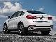 НАКЛАДКА ЗАДНЕГО БАМПЕРА (с прямоугольными насадками на глушитель) BMW