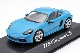 Модель автомобиля Porsche 718 Cayman S (982), Miami Blue, Scale 1:43 PORSCHE