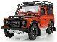 Модель автомобиля Land Rover Defender Final Edition Adventure, Scale 1:18 LANDROVER