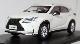 Масштабная модель Lexus NX 200T, Scale 1:43, White TOYOTA