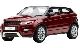 Модель автомобиля Land Rover Evoque, Scale 1:18, Firenze Red LANDROVER