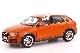 Модель Audi Q3, Samoa orange, 2013, Scale 1 43 VAG