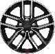ДИСК КОЛЕСНЫЙ R18 Black Polished  5XK991XFAB MOPAR