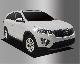 НАКЛАДКИ (на решетку радиатора+передние фары (хром) AUTOCLOVER