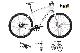 Велосипед Porsche Porsche Bike PORSCHE