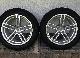 КОМПЛЕКТ ЗИМНИХ КОЛЁС R19 MACAN TURBO rims 8J x 19 ET21 + 9J x 19 ET21, Pirelli winter tyres 235/55 R 19 + 255/50 R 19, with TPMS PORSCHE