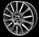 ДИСК КОЛЕСНЫЙ  R17  High Spoke 596 MINI