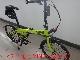 Складной велосипед Mini Folding Bike Lime MINI