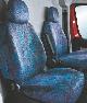 КОИПЛЕКТ ЧЕХЛОВ (Для версии с двойной кабиной, на 6 сидений) FIAT