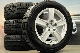 КОМПЛЕКТ ЗИМНИХ КОЛЕС R18 Cayenne S III winter wheel set, 4x wheels 8 J x 18 ET 53 + 4x winter tyres Pirelli 255/55 R18, with TPMS PORSCHE