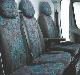 КОМПЛЕКТ ЧЕХЛОВ (для двух сидений - водительского и одинарного пасс.) FIAT