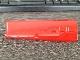 НАКЛАДКА НА ЛИТОЙ ДИСК (луч красного цвета с лого) KIA