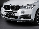 НАКЛАДКА ПЕРЕДНЕГО БАМПЕРА M Perfomance (карбон с бамперами M Technic и M стиль) BMW