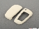 Кожаный футляр для ключа Audi Leather key cover, Alabaster white VAG