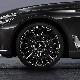 КОМПЛЕКТ ЛЕТНИХ КОЛЕС В СБОРЕ  R21 Multi Spoke 629 Liquid Black  Pirelli P Zero RunFlat BMW