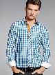 Рубашка мужская, коллекция Metropolitan (р-р L,есть другие размеры) PORSCHE