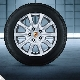 КОМПЛЕКТ ЗИМНИХ КОЛЕС R18 wheels 8J x 18 ET53 + Dunlop SP Winter Sport 3D tyres 255/55 R18, with TPMS PORSCHE