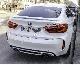 ЗАДНИЙ СПОЙЛЕР (в M стиле, грунтованный) BMW