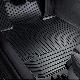 КОВРИКИ САЛОНА ПЕРЕДНИЕ 2012-(резиновые,черные,XDrive) BMW