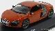 Модель автомобиля Audi R8 Coupé, Scale 1:43, Samoa Orange VAG