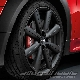 ДИСК КОЛЕСНЫЙ R18 JCW LA wheel V-Spoke R133 (black matt) MINI