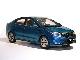 Модель автомобиля RIO, синяя, масштаб 1:18 KIA