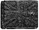 Кожаный кошелек Mini Black Jack Wallet MINI