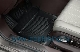 КОВРИКИ САЛОНА LS500 (резиновые,AWD,задние сиденья Ottoman) LEXUS