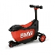 Детcкий самокат BMW Kids Scooter, Black/Orange BMW