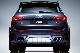 СПОЙЛЕР ЗАДНЕГО БАМПЕРА+ГЛУШИТЕЛЬ(4 ТРУБЫ) (для 2.0 T-FSI quattro,не для автомобилей с S-line экстерьерным пакетом) ABT