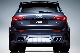 СПОЙЛЕР ЗАДНЕГО БАМПЕРА+ГЛУШИТЕЛЬ(4 ТРУБЫ) (для 2.0 TDI,не для автомобилей с S-line экстерьерным пакетом) ABT