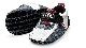 Обувь для малышей Audi Babys shoes, size 17-18 VAG