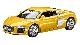 Инерционный автомобиль Audi R8 V10 Pullback, Scale 1:38 VAG