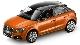 Модель Audi A1 Sportback, Samoa orange, Scale 1 43 VAG