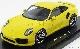 Модель автомобиля Porsche 911 Turbo S (991 II), Scale 1:18, Racing Yellow PORSCHE