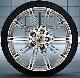ДИСК КОЛЕСНЫЙ R21 Sport Edition wheel, 10J x 21 ET50, GT-silver metallic PORSCHE