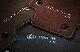 КОВРИКИ САЛОНА ПЕРЕДНИЕ LS350  (велюровые,коричневые) LEXUS