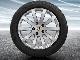 КОМПЛЕКТ ЗИМНИХ КОЛЕС В СБОРЕ R19  Michelin winter tyres 255/55 R19 + 275/50 R19, with TPMS. PORSCHE