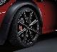 ДИСК КОЛЕСНЫЙ R18 JCW LA wheel V-Spoke R133 (gloss black) MINI