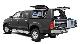 КУНГ(поставляется крашенный,переднее раздвижное окно,боковые окна пластиковые черного цвета,гарантия 2 года) ROADRANGER