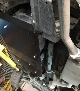 ЗАЩИТА ТОПЛИВНОГО БАКА 2WD (сталь 1.8мм) GEELY
