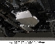 ЗАЩИТА БАКА  (алюминий 4мм, 2.0/2.0d 2WD/4WD (QL) TCC