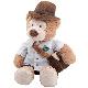 Мягкая игрушка Land Rover Brown Adventure Bear, LANDROVER
